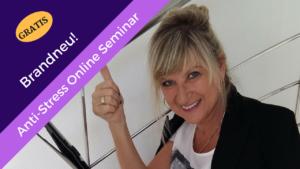 Christina Didszun, Selbstliebe lernen, Anti-Stress-Online Seminar